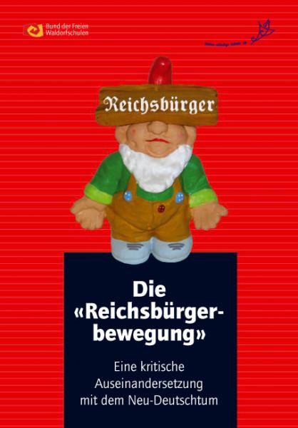 """Die """"Reichsbürgerbewegung"""" Eine kritische Auseinandersetzung"""