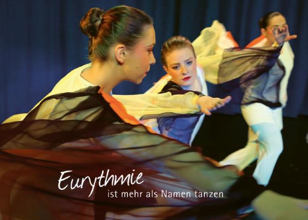 "Postkarte ""Eurythmie"" (Gruppe) 1 Karte"
