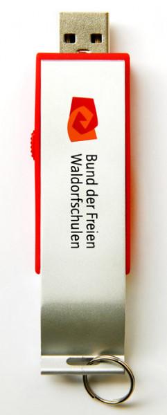 """USB-Stick """"Bund der Freien Waldorfschulen"""" - Stück"""